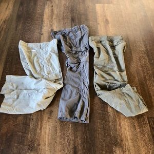 3 pairs of Columbia Insect-Blockers